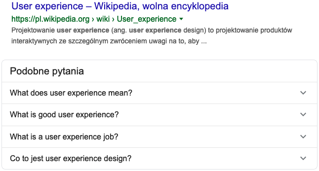 User Experience, co to jest?